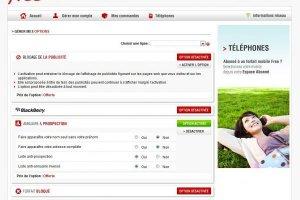 Free d�voile un filtre anti-pub pour mobiles