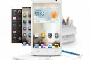 Un smartphone Huawei XXL qui résiste à l'eau