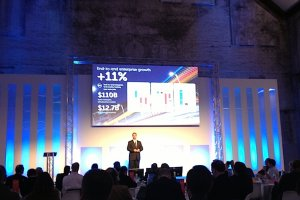 Fort de ses rachats, Dell montre une physionomie plus logicielle