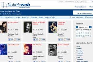 SAP rach�te Ticket-Web et ses outils de billetterie en ligne