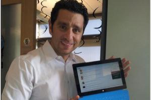 Les ingénieurs de Microsoft évoquent leurs projets sur la Surface Pro