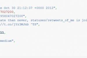 Twitter livre des API pour filtrer les messages par langue et popularité