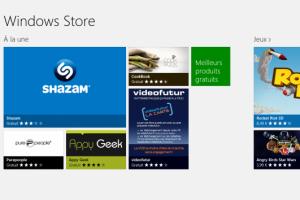 Avec 45 000 apps, le Windows Store ne convainc toujours pas