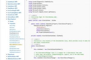 Microsoft met en Open Source du code Kinect pour Windows
