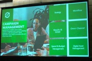 Convergence 2013 : Cap sur le marketing pour Microsoft, NAV dans Azure en juin