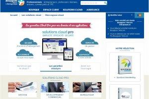 Bouygues Telecom propose des logiciels de gestion en SaaS pour PME