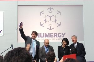 Numergy inaugure son siège et pense à l'Europe