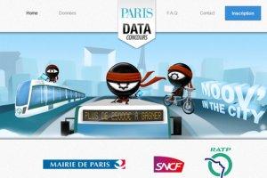 Moov'In the City, un concours d'apps sur l'Open Data parisien