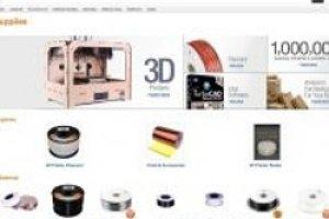 Amazon ouvre une boutique en ligne sur l'impression 3D