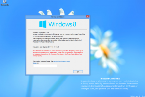La bêta de Windows 8.1 attendue à l'ouverture de Build