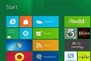 Windows 8 dépasse les 100 000 applications
