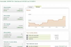 Une comptabilit� SaaS pour 15 € par mois avec Sage One