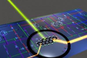 Des avancées sur la création d'un transistor optique
