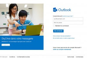 Microsoft a subi des pannes sur SkyDrive et Outlook