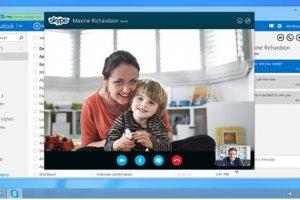 Skype arrive dans Outlook.com en France