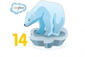 La Winter '14 de Salesforce profitera � Chatter et au service client