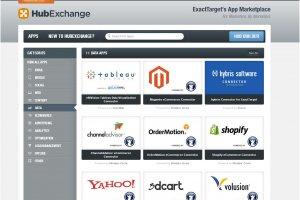 ExactTarget ouvre un portail d'applications pour le marketing
