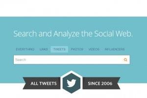 Topsy veut devenir le Google de la recherche des tweets