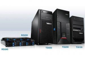 Lenovo relance sa division serveurs et stockage en Europe
