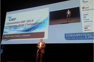 Convention USF 2013 : pleins feux sur l'innovation