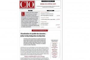 CIO.PDF 70 : La DSI met le d�cisionnel au service des m�tiers