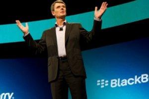 Blackberry emprunte un 1 Md $ et change de CEO