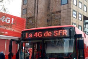 SFR lance à son tour la 4G sur son offre low cost
