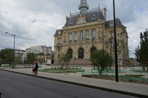 Pilotage énergétique plus fin des postes de travail à la mairie d'Asnières