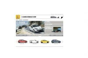 Renault propose ses manuels de bord sur terminaux mobiles