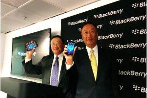 MWC 2014 : BlackBerry lance un smartphone low cost avec Foxconn