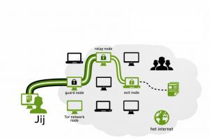 Le r�seau Tor, utilis� pour cacher botnets et darknets