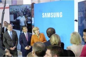 Cebit 2014 : BtoB, Samsung mise sur les m�tiers de la sant�, du retail et de la finance