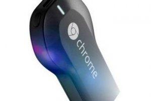 La clé Chromecast de Google liant mobile et TV arrive en France