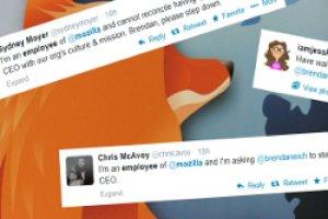 Démission groupée chez Mozilla pour déstabiliser un CEO contesté