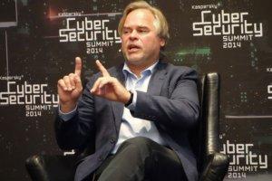 Le patron de Kaspersky réagit à la crise ukrainienne