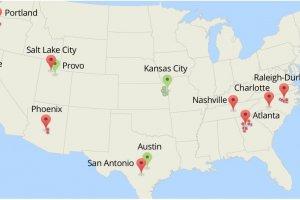 Google apporterait le WiFi aux villes couvertes par son réseau haut débit Fiber