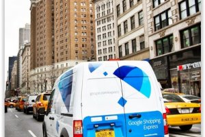 Google Shopping Express lancé à Los Angeles et New-York