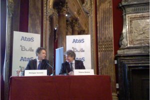 Avec Bull, Atos veut devenir le 1er acteur europ�en du cloud
