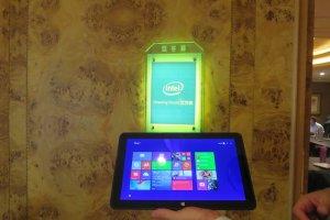 Computex 2014 : Une tablette Intel Broadwell plus mince que l'iPad Air