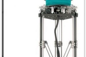 µdelta, une imprimante 3D made in France à 400 euros