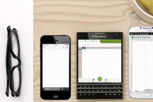 Blackberry surprend avec son smartphone Passeport dot� d'un �cran carr�