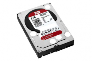 Disques durs : Western Digital passe à 6 To et Seagate teste des 8 To