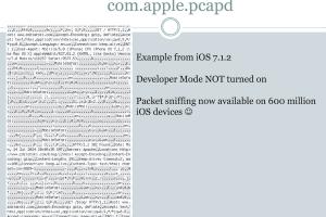 Les backdoors d'iOS pointés par un chercheur en sécurité