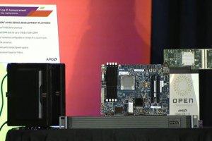 AMD propose une plate-forme de développement ARM 64-bits