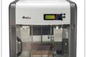 XYZprinting part à l'assaut du marché européen de l'imprimante 3D