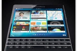 Test Blackberry Passport : L'alliance au carr� du tactile et du clavier (1e partie)