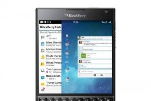 Test BlackBerry Passport : L'alliance au carr� du tactile et du clavier (2e partie)