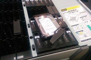 Avec son disque Kinetic, Seagate associe Ethernet et stockage objet