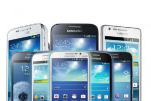Samsung va réduire de 30% sa gamme de smartphones