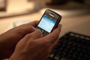 BlackBerry d�ment toute discussion avec Samsung